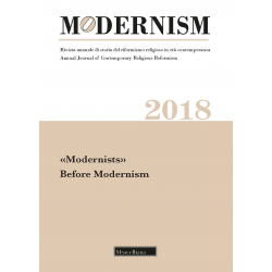 «Modernists». Before Modernism