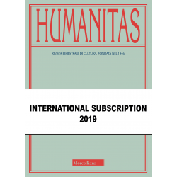 HUMANITAS International Subscription 2019