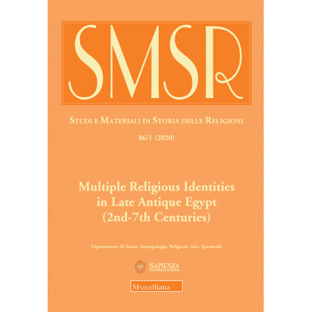 Multiple Religious Identities in Late Antique Egypt (2nd-7th Centuries)