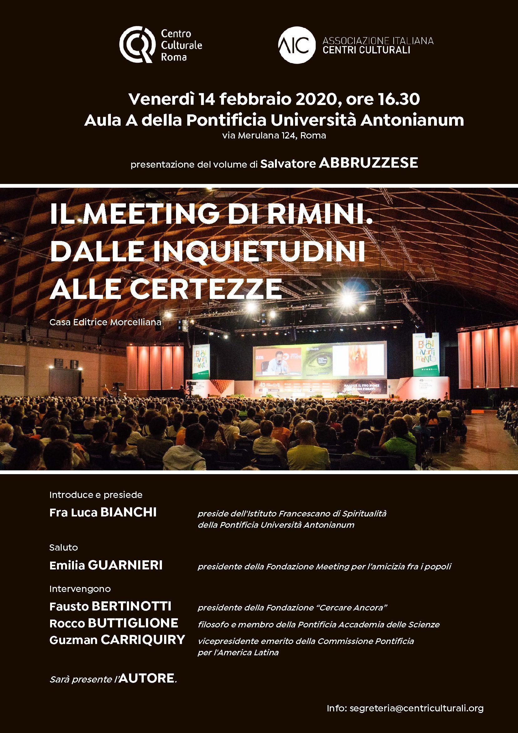 14 febbraio presentazione Abbruzzese Rom