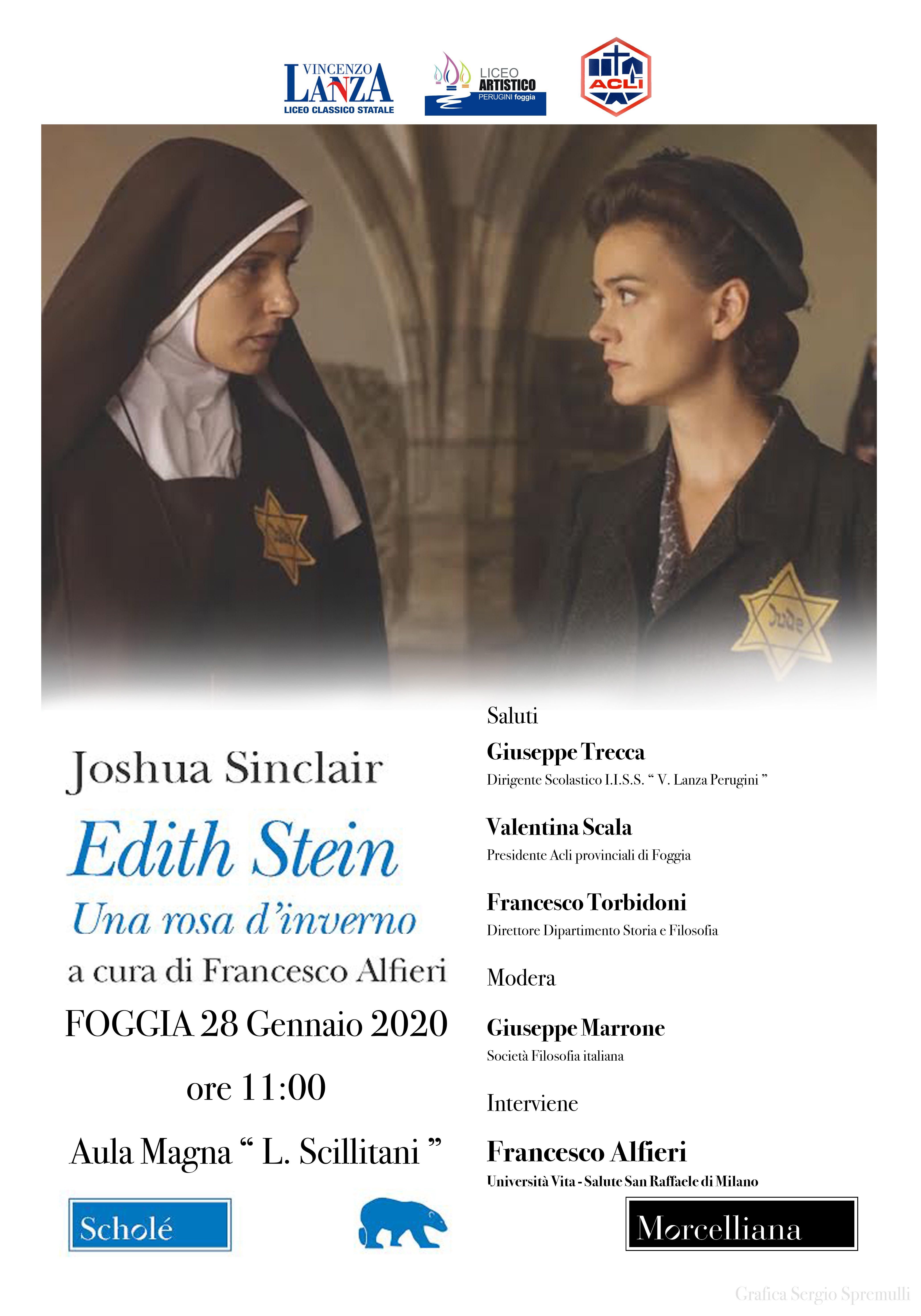 28 Gennaio Edith Stein Foggia.jpg